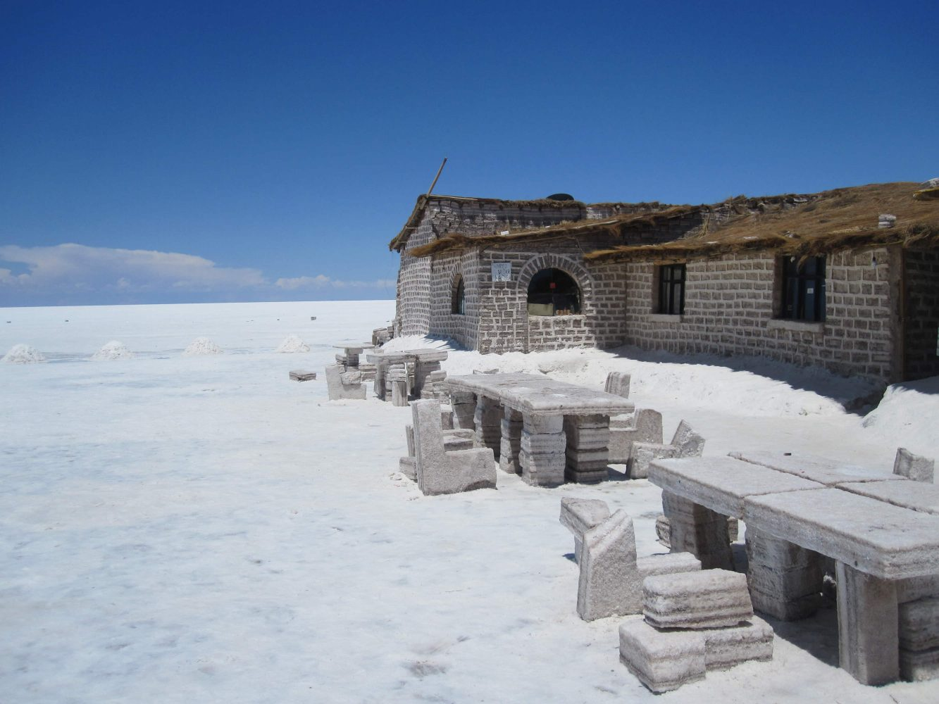 Pass the salt bolivia s salt hotel brendan 39 s adventures for Salar de uyuni hotel made of salt