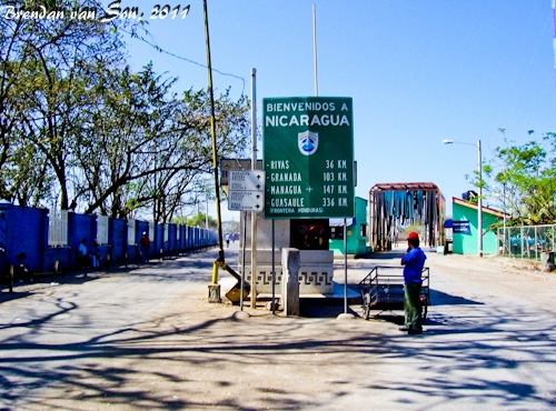 Nicaraguan Border