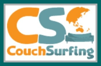 CouchSurfing Logo, couchsurfing review