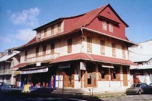 Cayenne, French Guyana