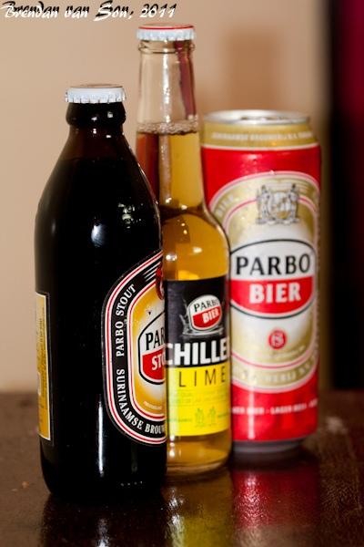Paramaribo Beer