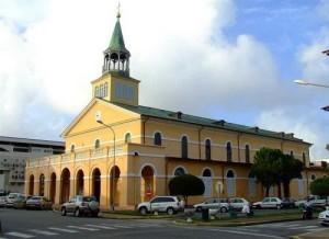 Saint Sauveur de Cayenne