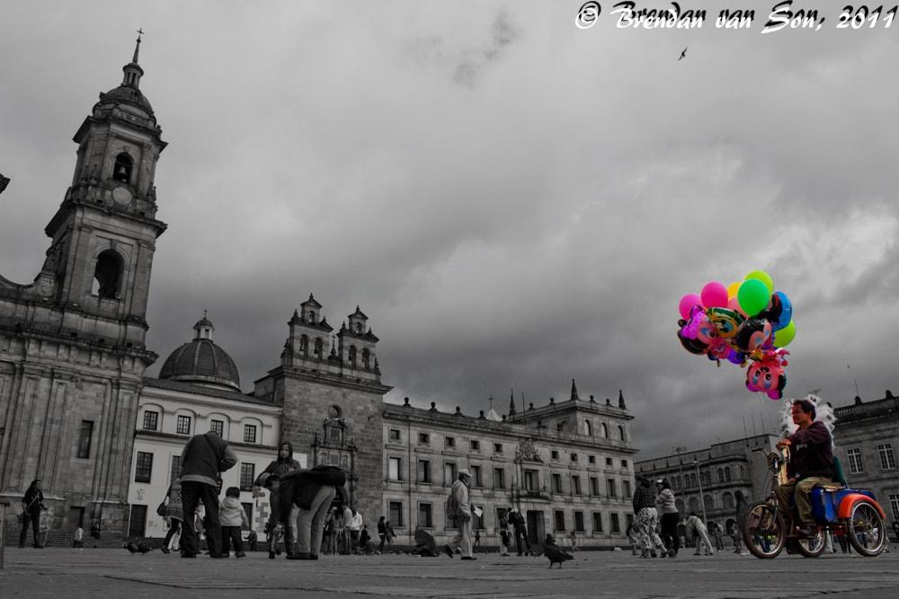 Bogota Balloons