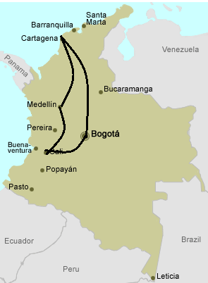Essential Colombia