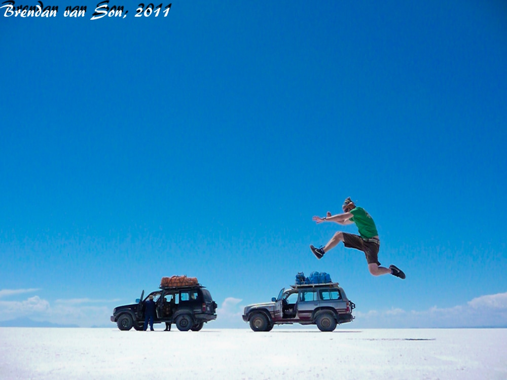Bolivia: The Salar de Uyuni