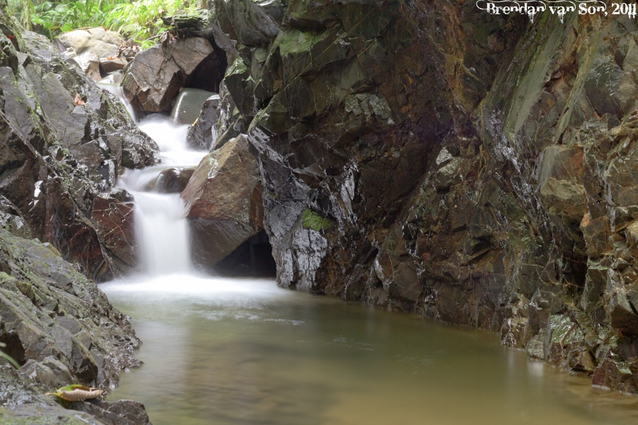 Capurgana Creek