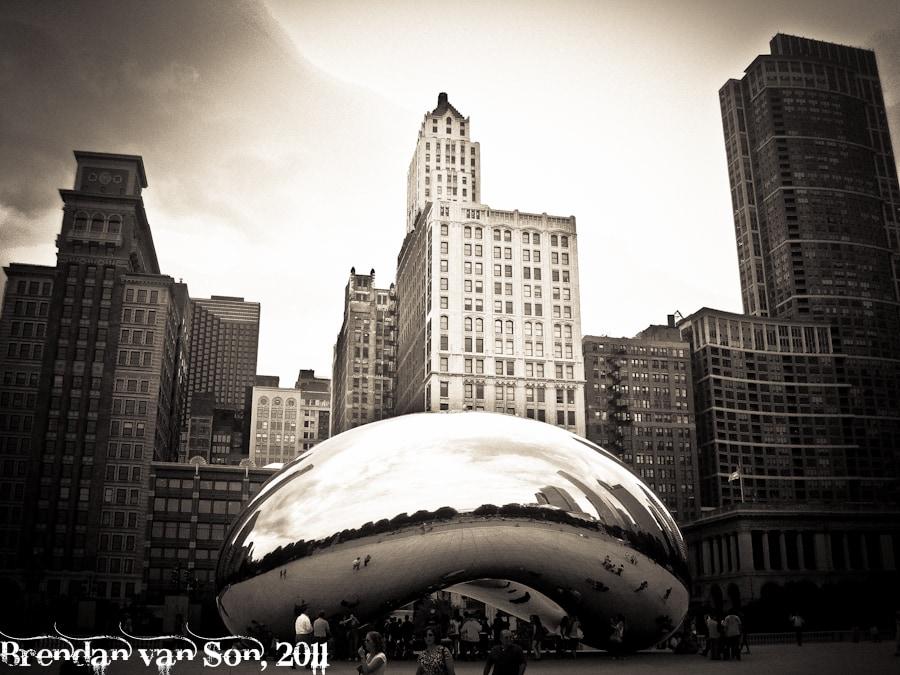 Chicago Mirror Bean