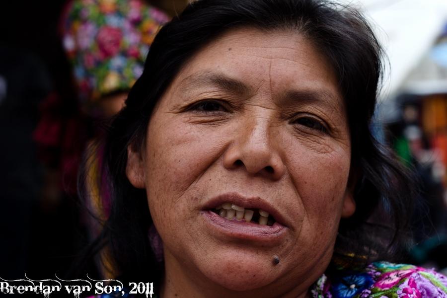 Guatamalan Lady