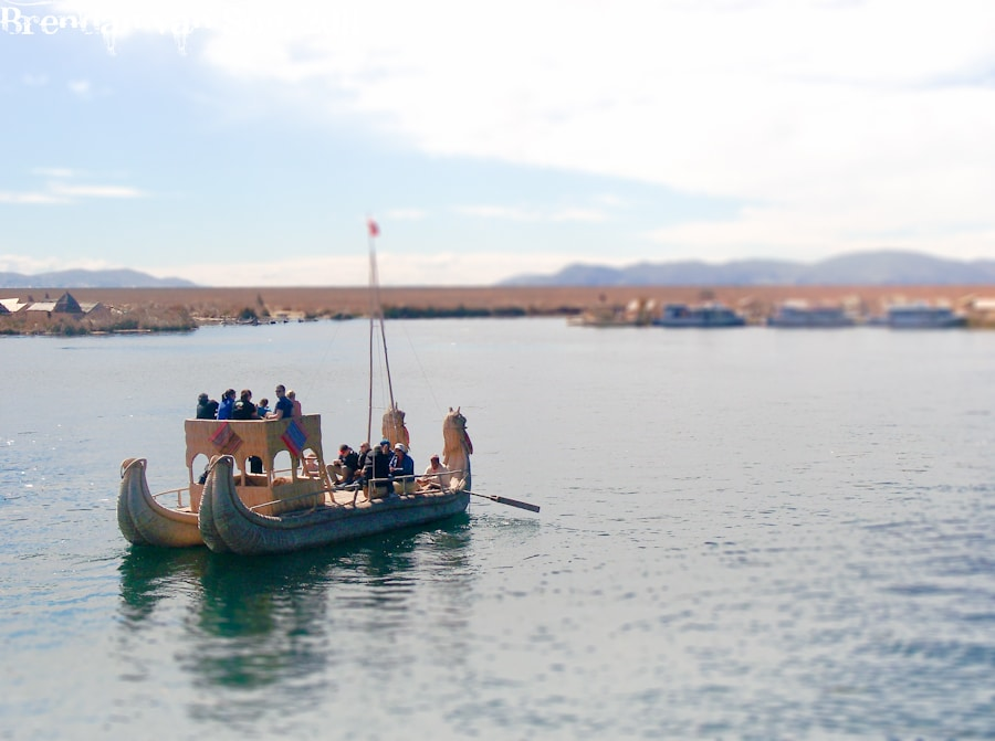 Little Lake Titicaca