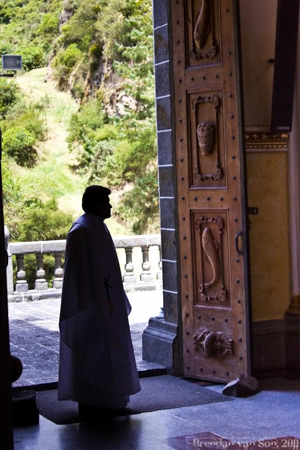 Las Lajas Priest