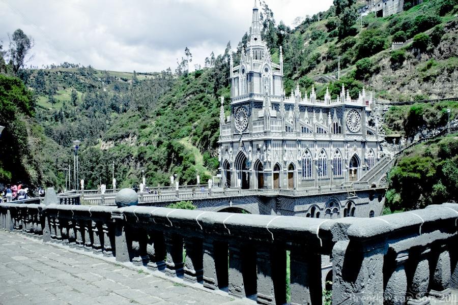 Las Lajas Church