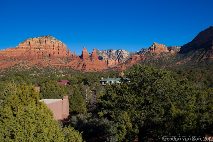 Sedona, Arizona, Red Rock