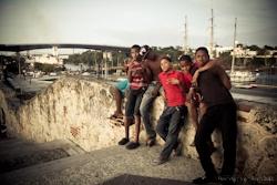 Boys of Santo Domingo