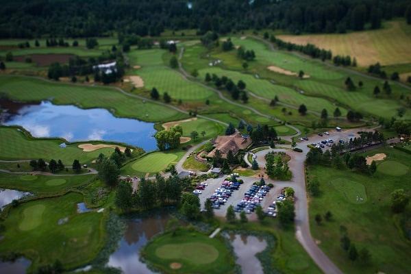 glider, pemberton soaring adventures, pemberton, British Columbia, canada, golf course