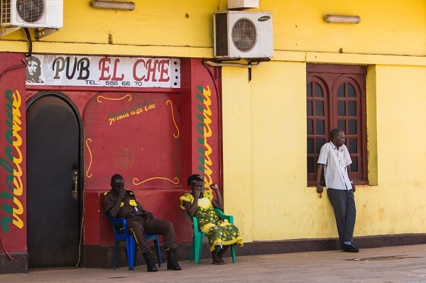 Guinea-Bissau, Bissau, El Che