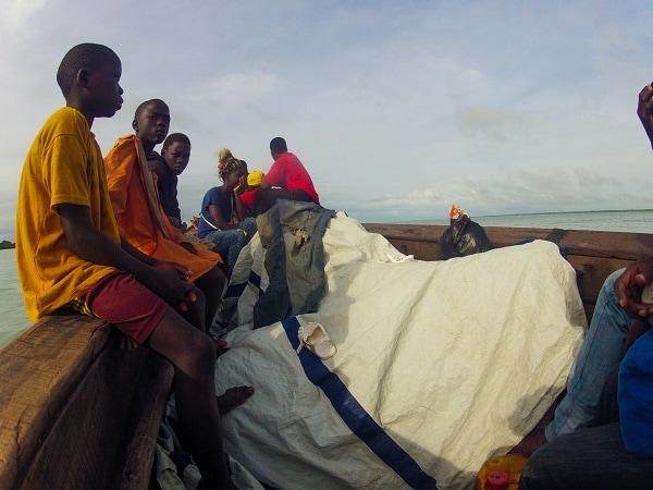 Pirogue, Guinea-Bissau, Canoa, Bubaque