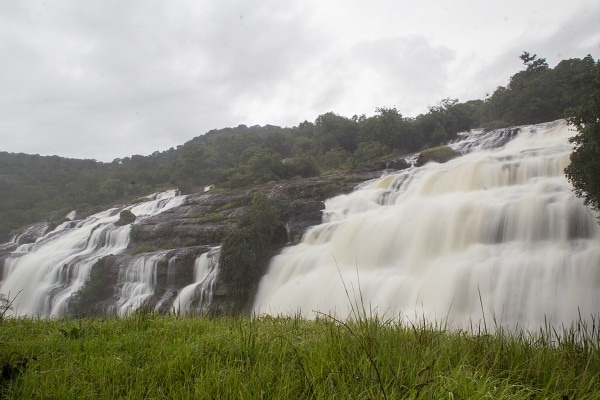 Fouta Djallon Waterfall