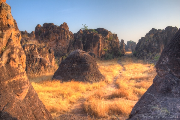 Sindou Peaks, Burkina Faso