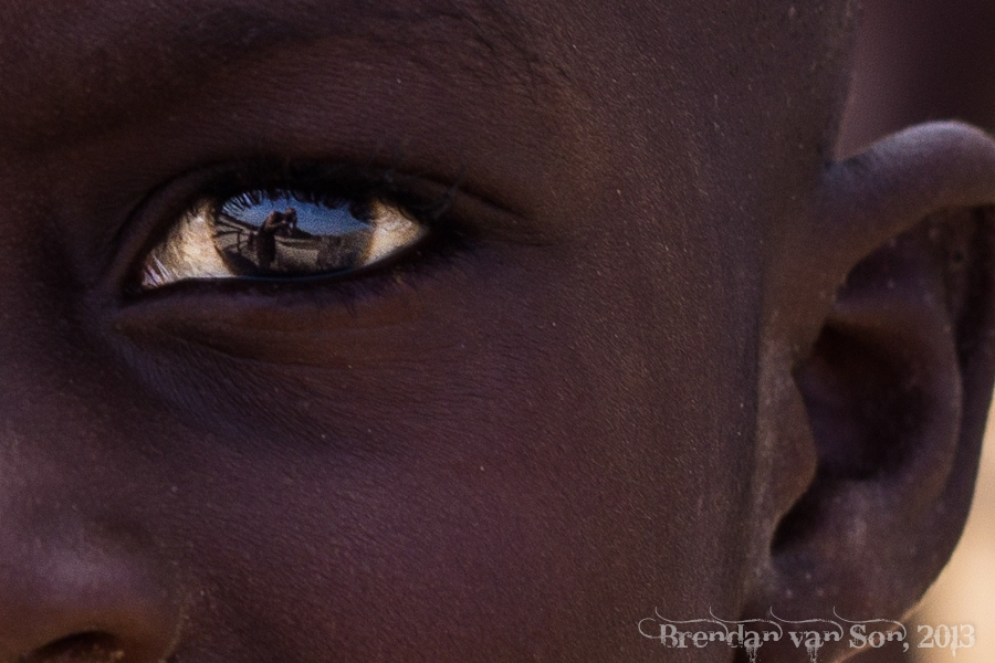 Photo of the Week: Into the Eye of Africa