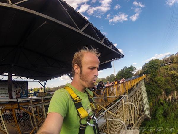 Victoria Falls Bungee Jump