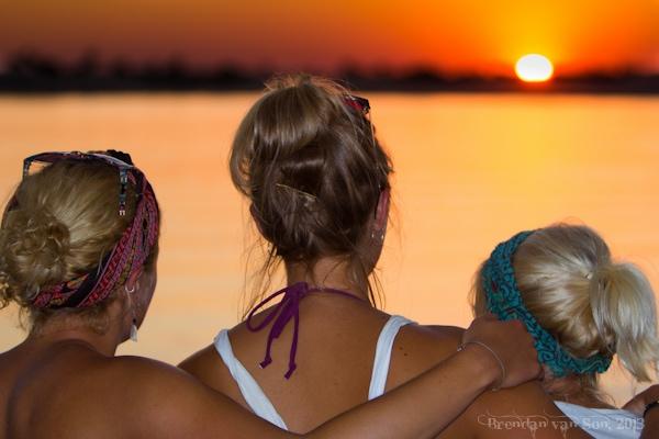 Booze Cruise Zambezi River