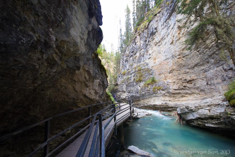 Johnston Canyon, Banff, Canada
