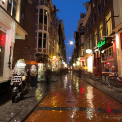 Turn Your Red Light, Green and Go To Visit Amsterdam
