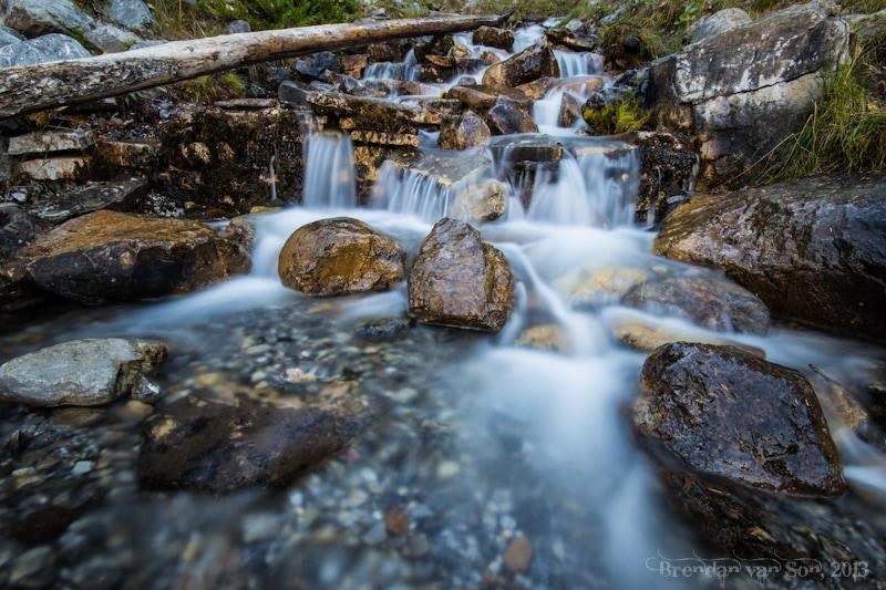 Waterfall, Alberta, Canada