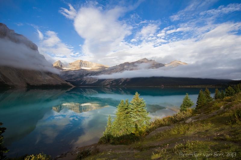 Alberta, Canada, Bow Lake