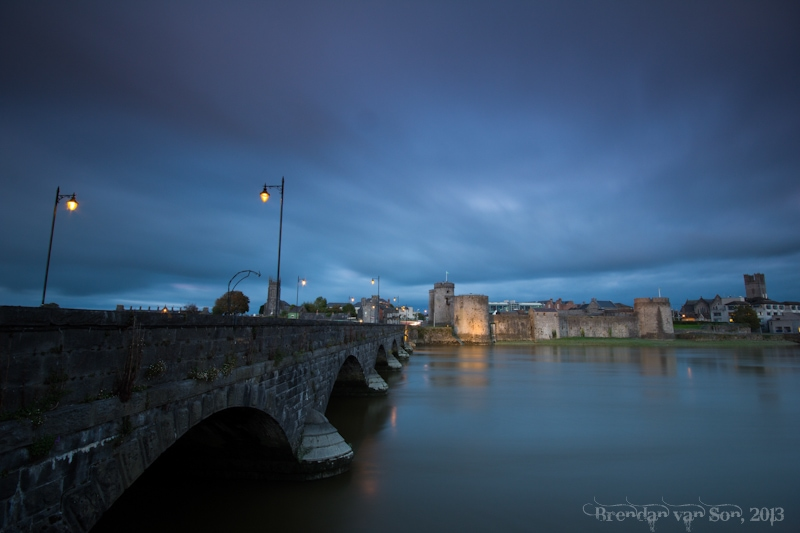 Limerick, Castle, Ireland