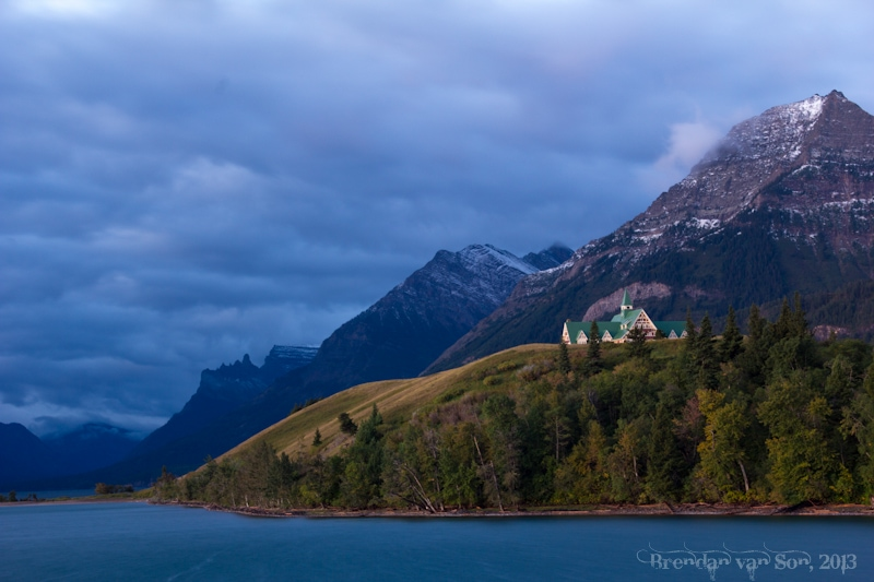 Waterton National Park