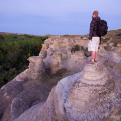 Wandering the Hoodoos and Writing on Stone