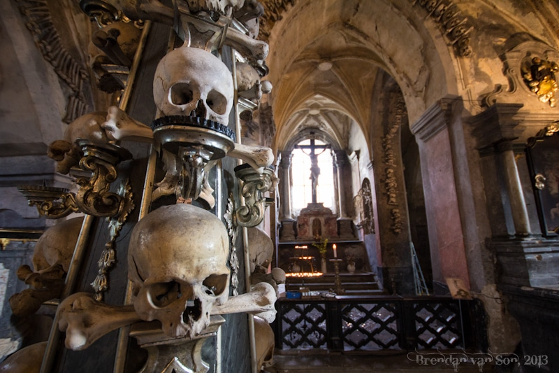 Bone Church, Kutna Hora