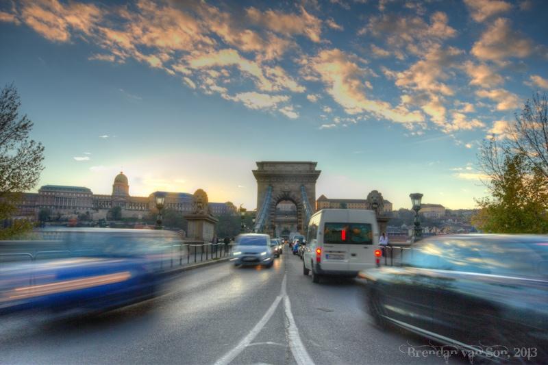 Budapest, Traffic