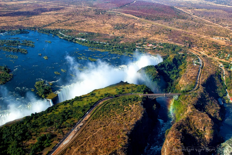 Best Travel Photos 2013, Victoria Falls