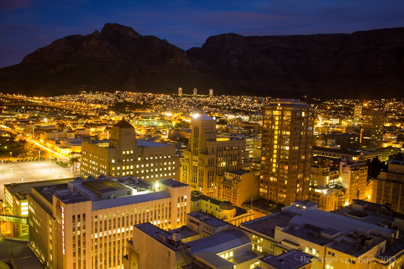 Best Travel Photos 2013, Cape Town