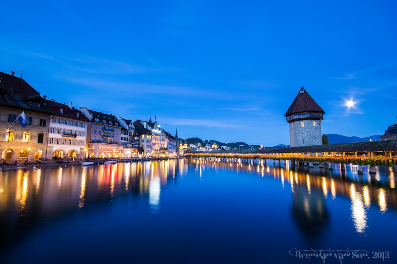 Best Travel Photos 2013, Lucerne
