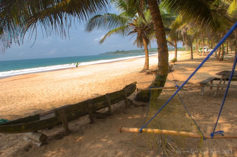 Ghana Pictures, Akwidaa Beach