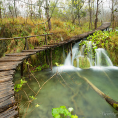 Photos of Plitvice Lakes