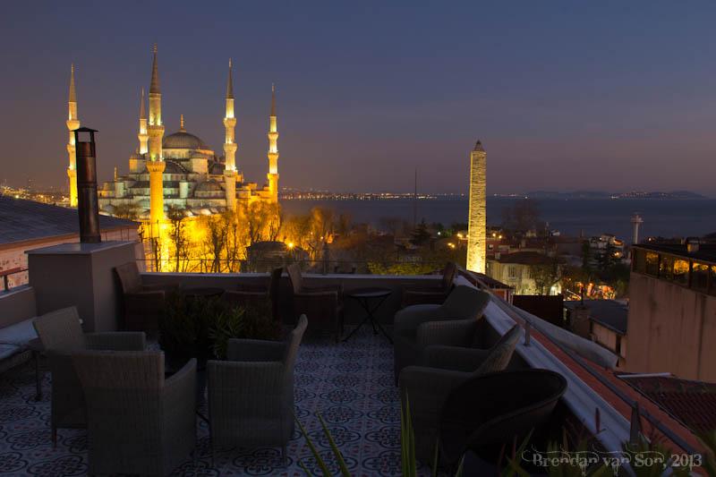 Hotel Ibrahim Pacha, Istanbul