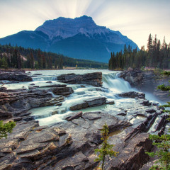 Video: Diving, Hiking, and Playing in Jasper National Park