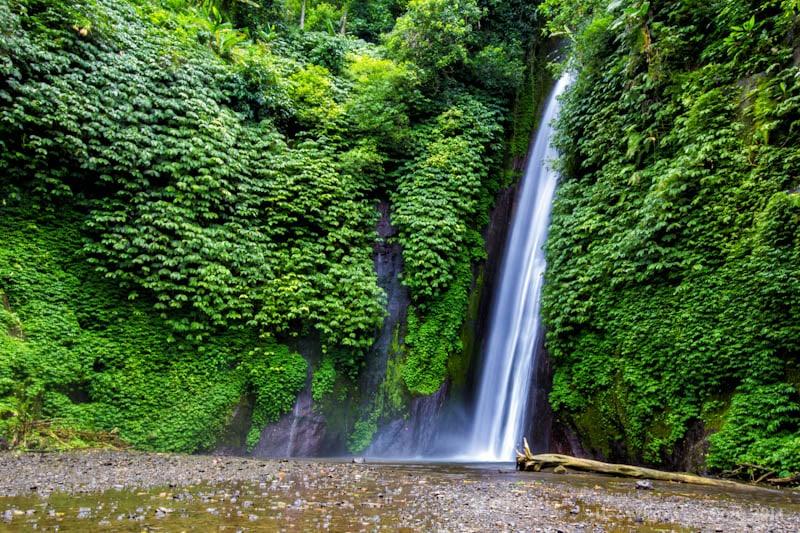 North Bali, Munduk Falls