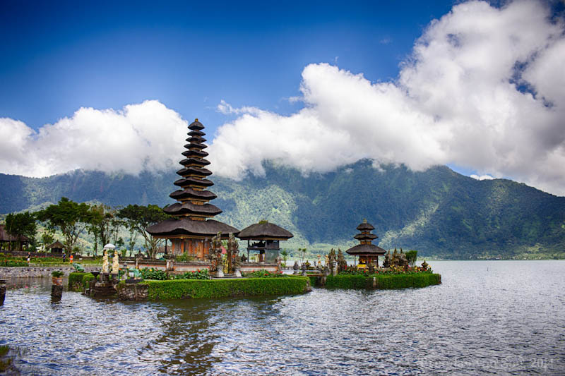Bratan Temple, North Bali