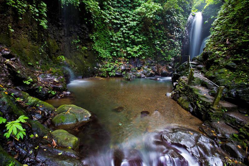 Git Git Falls, North Bali