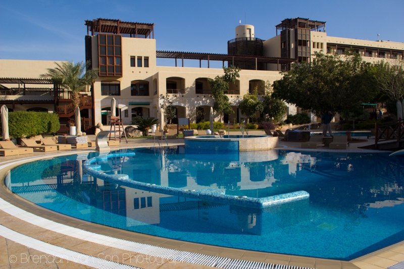 Dead Sea Marriott, Jordan