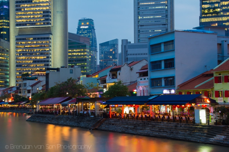 waterfront, singapore