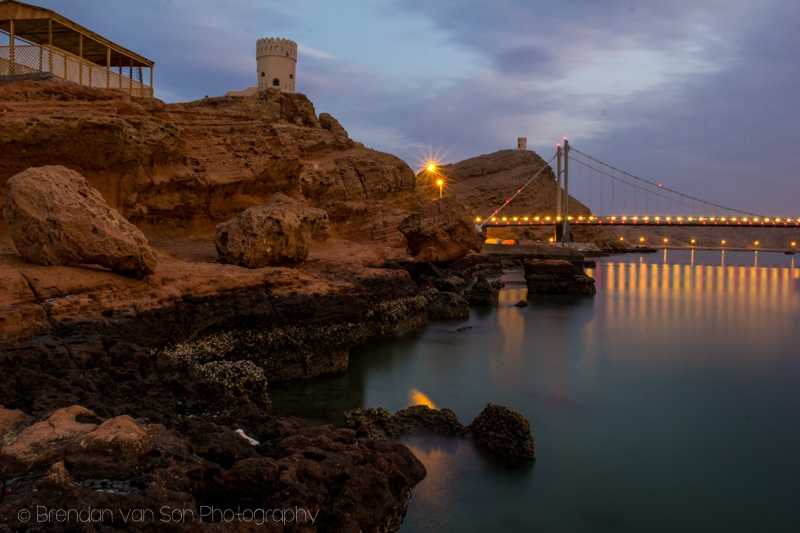 Sur Oman Bridge