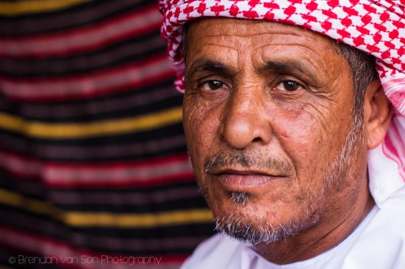 Bedouin Wahiba Sands Oman