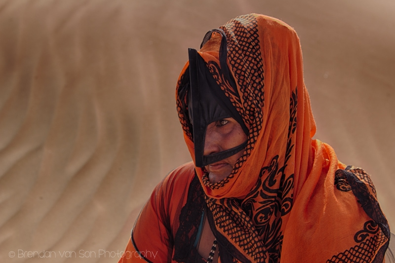 bedouin woman Oman