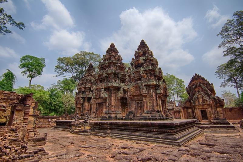 Monkey Temple, Angkor Wat